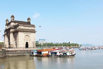 3-Day Private Mumbai City Tour with Elephanta Caves and Evening at Marine Drive