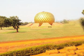 Private Tour: Auroville and Pondicherry Full-Day Tour including Lunch from Chennai