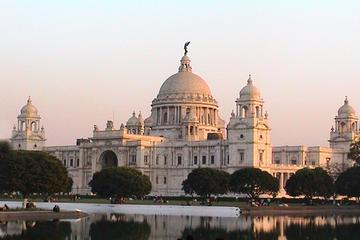 Private Tour: Full-Day Kolkata City Tour of Victoria Memorial, Howrah Bridge and Tonga Ride