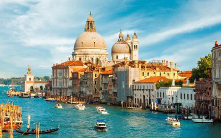Grand Canal Cruise, Venice