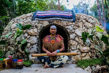 Private or Shared Temazcal Unique Mayan Ritual from Playa del Carmen