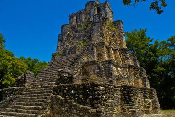 Private Tour to Muyil, Tulum and Coba from Playa del Carmen