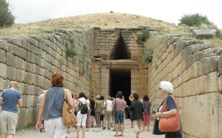 Epidavros and Mycenae Private Full-Day Tour from Athens