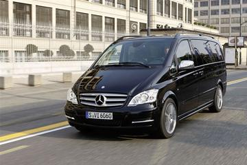 Private Departure Luxury Van Transfer: Central London to London City Airport