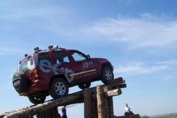 4WD Off-Road Driving Experience in Osterlen