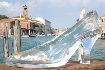 Murano by Private Watertaxi Including Glass Blowing Demo with Hotel Pick Up