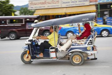 Unique Bangkok Tuk-Tuk Tour