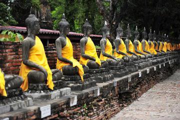 Ayutthaya Full Day Coach Tour from Bangkok
