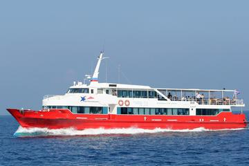 Koh Phangan to Koh Lanta with High Speed Ferry including VIP Coach and Shared Minivan