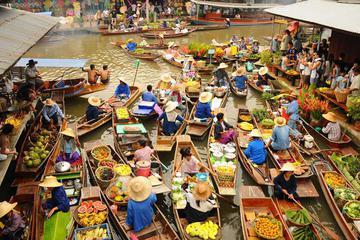 Floating Market of Damnoen Saduak Tour from Bangkok