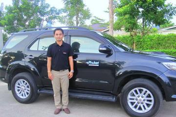 One-Way Private Departure Transfer from Krabi Hotel to Phuket Airport