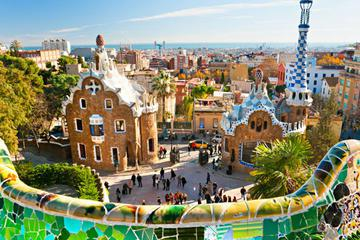 Barcelona Highlights Private Day Tour including Park Guell