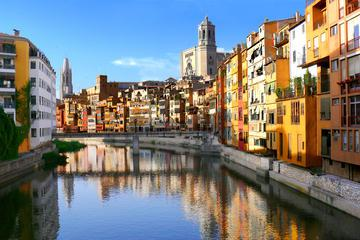 Girona and Costa Brava Guided Day Tour from Barcelona