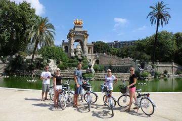 Barcelona Small-Group Custom 4-Hour Bike Tour