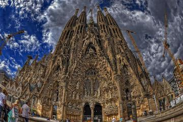 Barcelona Private Tour with Skip the Line Access to Sagrada Familia