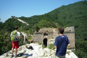 Full-Day Great Wall of China Hiking Tour from Jiankou to Mutianyu