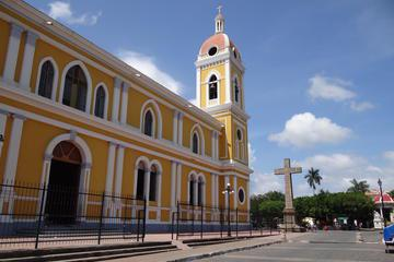 4-Day Tour: Colonial City of Granada from Managua