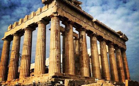 Athens and Acropolis Private Day Trip from Kalamata