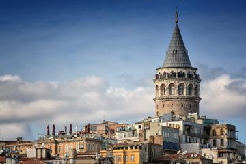 Morning Galata Tower and City Tour of Istanbul