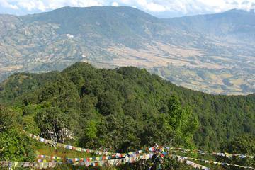 Private Hiking Day Trip in Nagarjun Hill