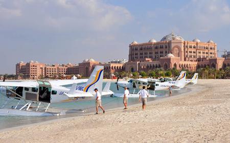 Abu Dhabi: Panoramic Seaplane Flight