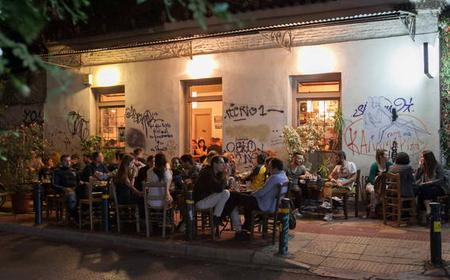 Athens 3-Hour Authentic Nightlife Tour