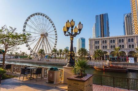 Exclusive Sharjah and Ajman City Tour from Dubai
