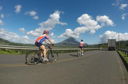 Road Bike Tour Around Lake Arenal