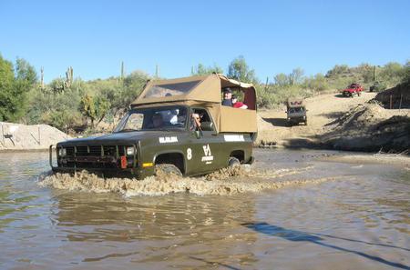 M1009 4x4 Adventure from Phoenix