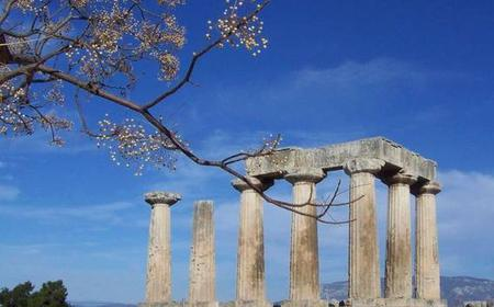 Wonders of Corinth: Private 6-Hour Tour from Athens