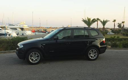 Athens Airport to Messinia Area: Private Transfer