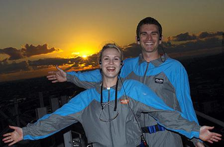Brisbane Story Bridge Adventure Twilight Climb
