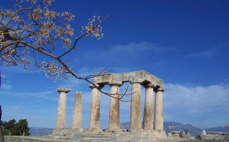 Athens/Corinth Deluxe 8-Hour Private Shore Excursion