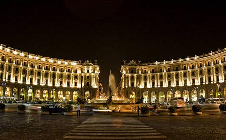 Rome: Small Group Night Tour by Golf Cart