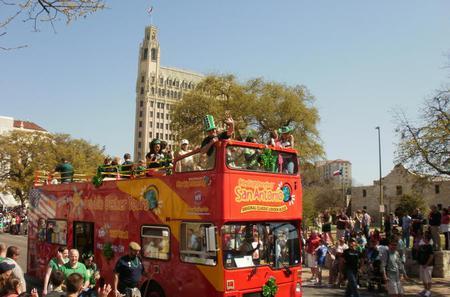 City Sightseeing San Antonio Hop-On Hop-Off City Tour