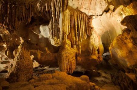 Falmouth Shore Excursion: Green Grotto Caves Tour