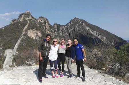 Private Hiking Day Tour: Jinshanling Great Wall from Beijing including Lunch