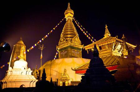 Private Half-Day Tour of Kathmandu Darbar Square and Swayambhunath Temple