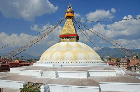 Private Half-Day Tour of Boudhanath And Pashupatinath Temples