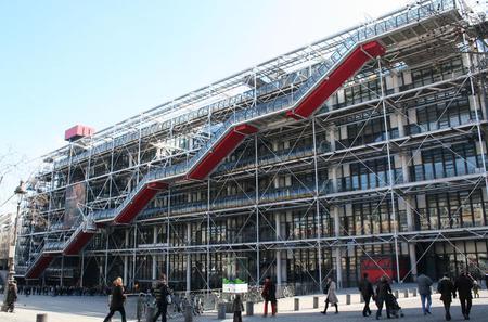 Centre Pompidou Private Family Tour
