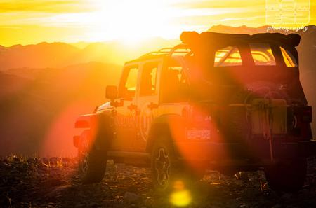 Blackcomb Sunset Jeep Tour