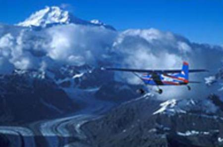 Denali National Park Flightseeing Tour from Talkeetna