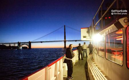 California Twilight Cruise on San Francisco Bay