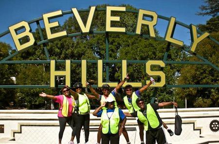 Movie Star Homes Self-Guided Bike Tour