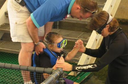 Tampa Shore Excursion: Swim with the Fishes at The Florida Aquarium