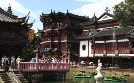 Shanghai: Half-Day Yuyuan Garden and Xintiandi Tour