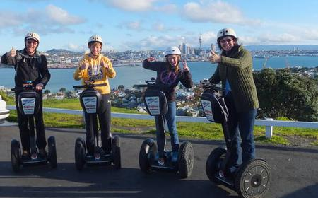 Auckland Devonport by Segway: 1.5-Hour Tour