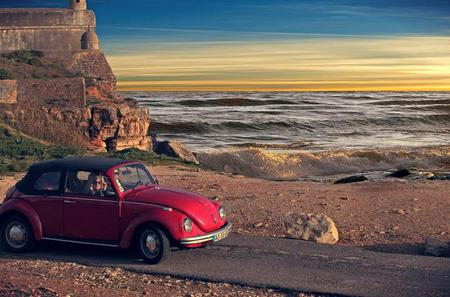 Private Tour: Lisbon and Sintra Sightseeing Tour by Convertible Beetle