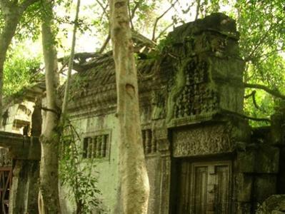 From Siem Reap: Beng Mealea and Koh Ker Full-Day Tour