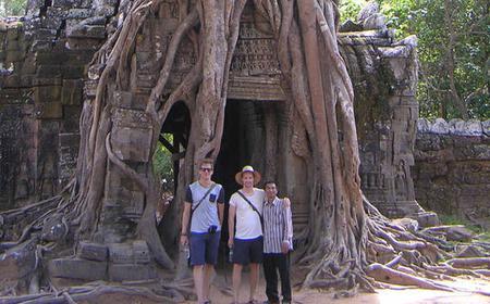 Siem Reap: Banteay Srey , Ta Som, Pre Rup Temples Tour